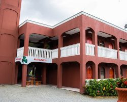 Fachada Hotel Montecito