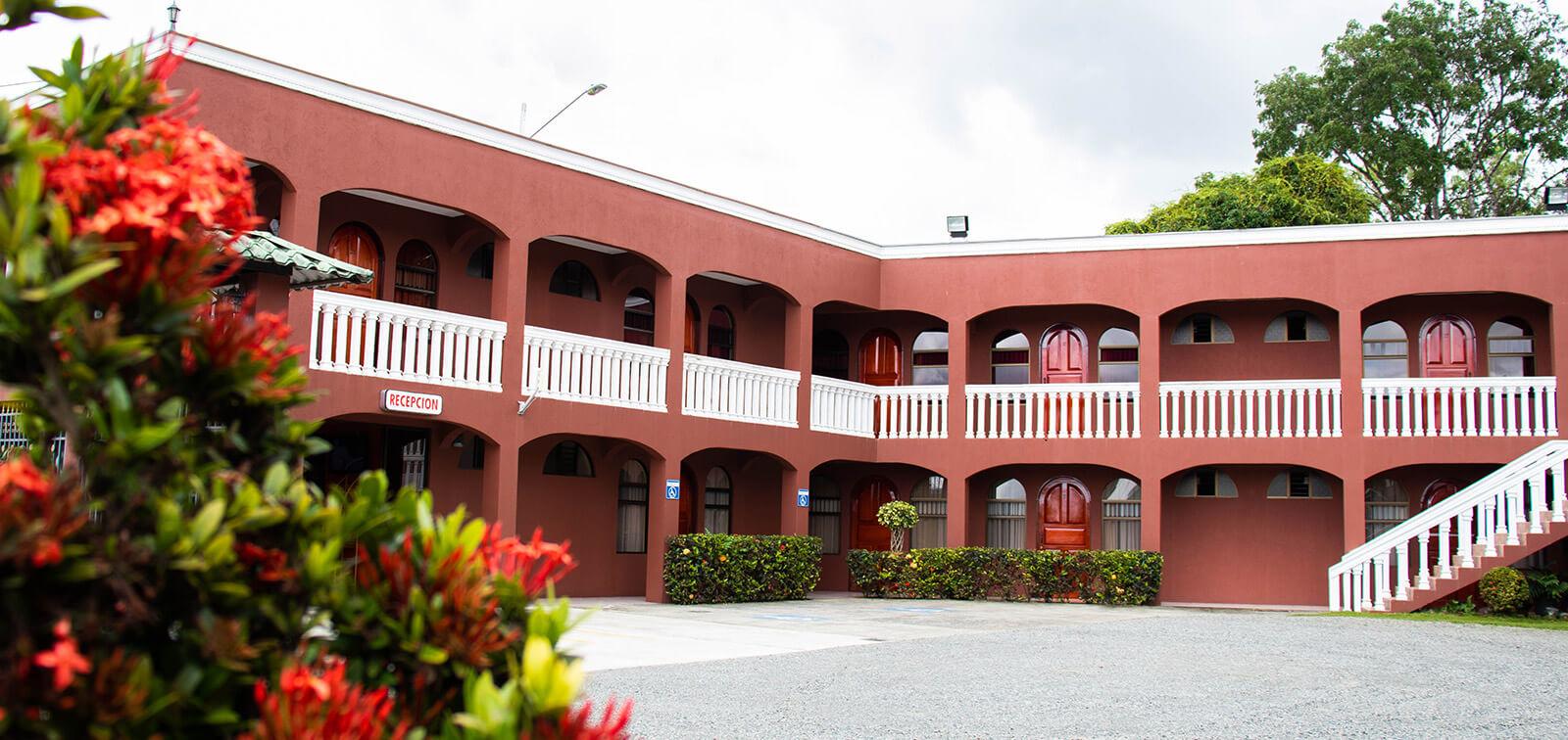 Hotel Montecito en Pérez Zeledón